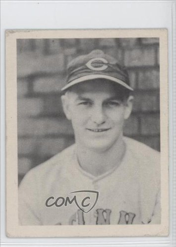 Whitey Moore Rc Rookie Card Lloyd Moore Cincinnati Reds Baseball