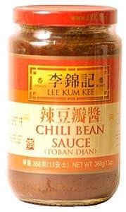 Lee Kum Kee Chili Bean Sauce Toban Djan 13 Oz from Lee Kum Kee