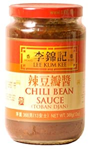 Lee Kum Kee Chili Bean Sauce (Toban Djan) (13 oz.)