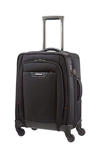 samsonite-pro-dlx-spinner-expandable-55cm-20inch-black-business-cabin-case