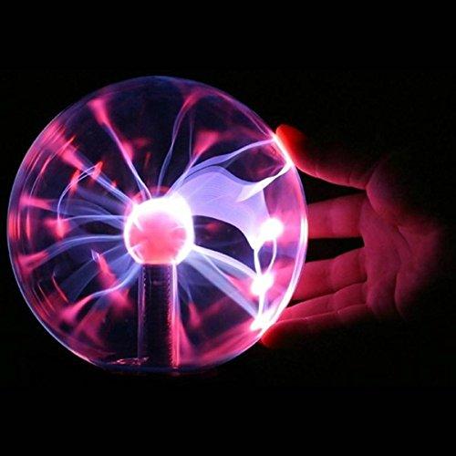 SOLMORE-3-Zoll-USB-Plasmakugel-Magische-Blitze-Plasmaball-Lampe-Disco-Party-Licht