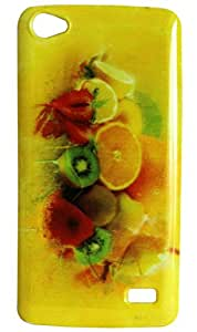 Vcare Shoppe Mobile Back case cover for Intex Aqua Star 2 HD