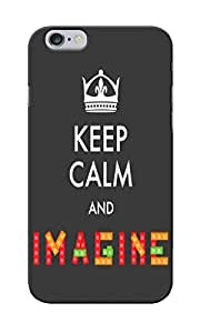 CimaCase Keep Calm Designer 3D Printed Case Cover For Apple iPhone 6S