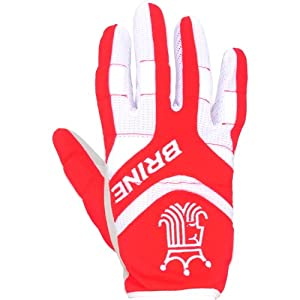 Buy Brine Fire Warm Lacrosse Weather Mesh Gloves by Brine