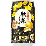 【限定出荷】 サントリーチューハイ -196℃ 秋梨 350ml×24缶(1ケース)
