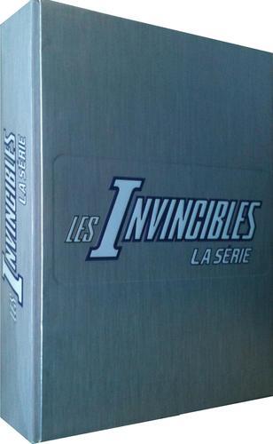 Coffret complet de la série québécoise : Les Invincibles!