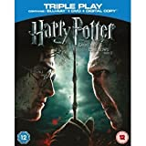 Harry Potter And The Deathly Hallows Part 2 - Triple Play (Blu-Ray DVD & Digital Copy)