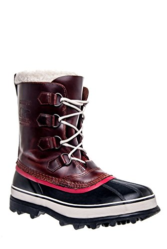 Men's Caribou Wool Lace-Up Boot