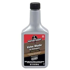 Motor Medic by Gunk M3712 Valve Medic Oil Detergent - 12 oz.