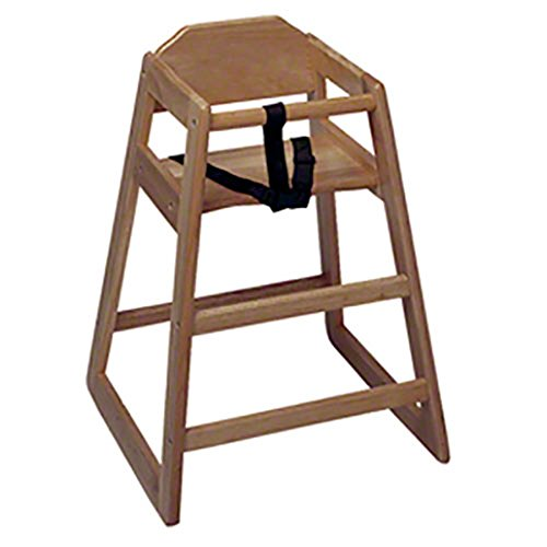 "Pinch (HIC-29WL) 29"" Walnut Finish High Chair"