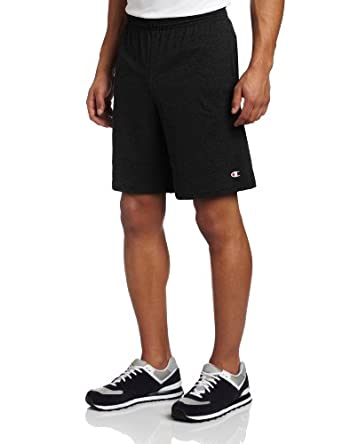 Buy Champion Mens Jersey Short With Pockets by Champion