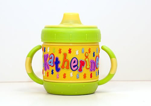 Personalized Sippy Cup: Katherine front-591586