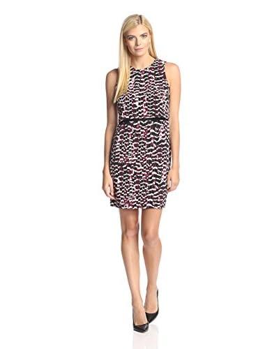 Marc New York Women's Printed Popover Dress