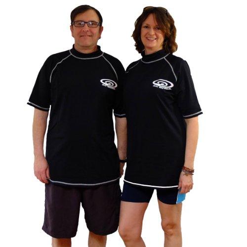Plus Size Rash Guard Swim Shirt Uv Sun Protection Shirts