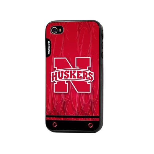 ... iPhone 4 u0026 iPhone 4s Bumper Case Ghost NCAA : Nebraska Cornhuskers