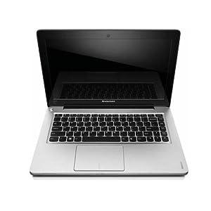 联想Lenovo IdeaPad U310 43752BU 13.3英寸笔记本电脑 (Graphite Gray)