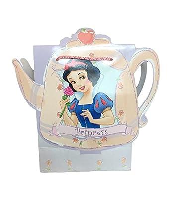 Disney Fairytale Princess Tea Pot Gift Bags Set (2-pack)