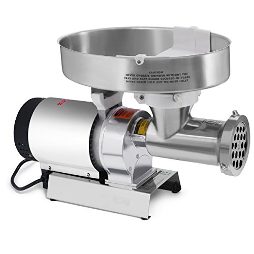 WESTON BUTCHER SERIES #42 ELECTRIC MEAT GRINDER (1 ¾ HP) (Weston 22 Meat Grinder compare prices)