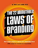 img - for The 22 Immutable Laws of Branding: How to Build a Product or Service Into a World-Class Brand book / textbook / text book