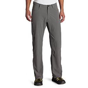 Outdoor Research Men's Short Ferrosi Pants (Pewter, 34)