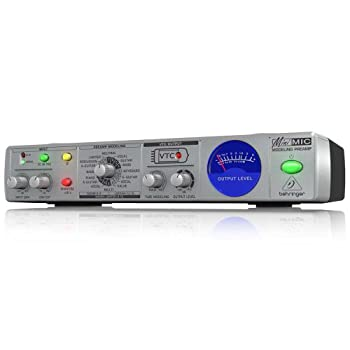 Behringer MIC800 Microphone Modeling Preamp promo code 2015