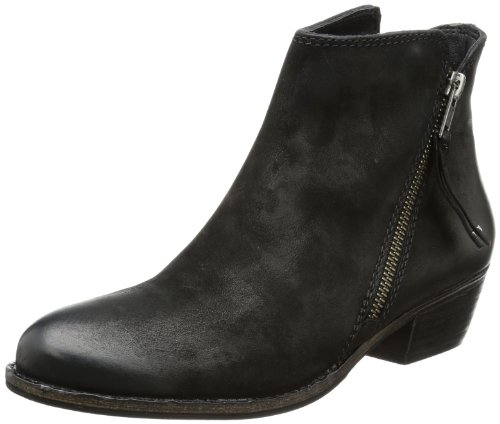 SPM Mitra Cowboy Boots Women's Black Schwarz (Black) Size: 6.5 (40 EU)