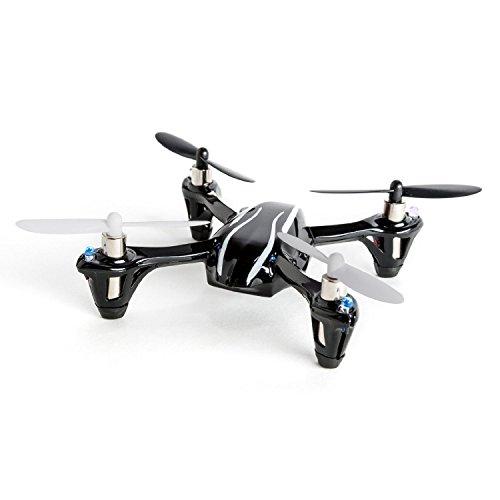 Hubsan-X4-H107L-4-Channel-24GHz-RC-Quadcopter-Black