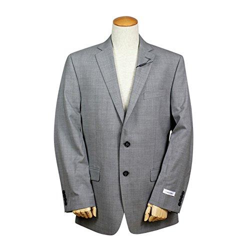 (カルバンクライン) Calvin Klein テーラードジャケット [グレー] MDNA1 ウール メンズ ビジネス スーツ 38 GREY (並行輸入品)