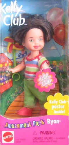 Kelly Amusement Park RYAN Doll - Barbie (2000) - Buy Kelly Amusement Park RYAN Doll - Barbie (2000) - Purchase Kelly Amusement Park RYAN Doll - Barbie (2000) (Amsement Park Ryan, Toys & Games,Categories,Dolls,Fashion Dolls)