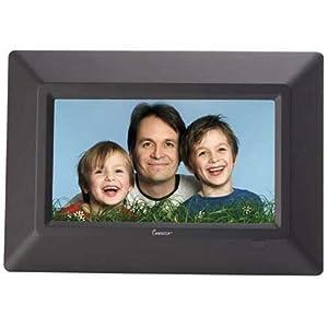 Impecca DFM-720N 7-Inch Digital Photo Frame - 3 in 1 Multimedia Player