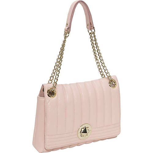 Kate Spade Pxru2293 Gold Coast Shimmer Evangeline Shoulder Bag,Ballerina Pink,one size