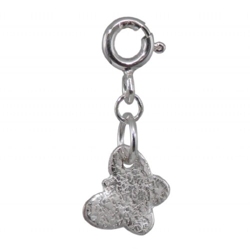 Handmade 925 Sterling Silver Butterfly Charm - Adults / Children - FREE Delivery in UK Gift Wrapped