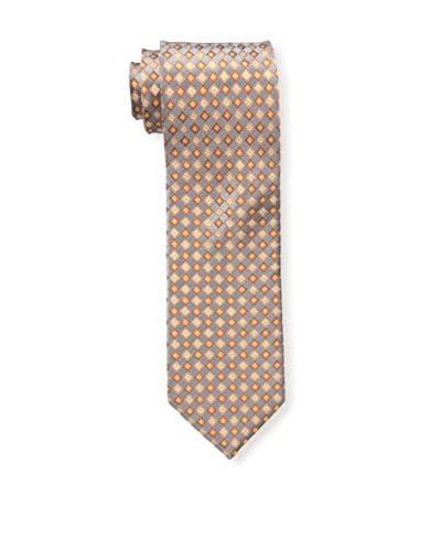 Geoffrey Beene Men's Charcoal Neat 7 Tie