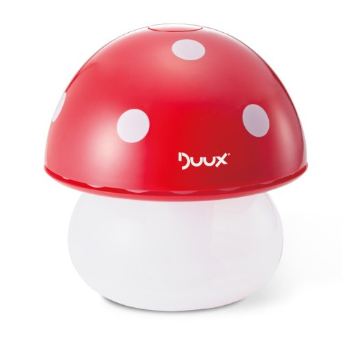 Duux Ultrasonic Air Humidifier (Mushroom) – Red