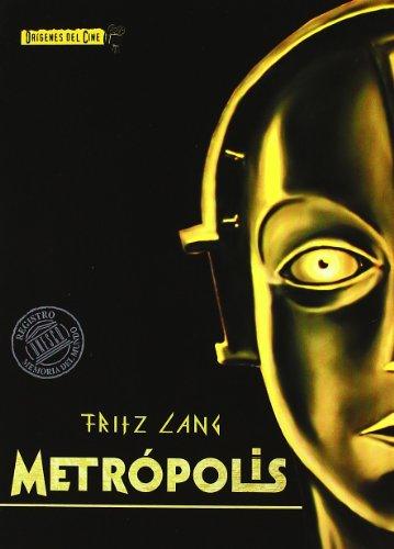 Metrópolis - Versión Íntegra Restaurada (Digipack) [DVD]