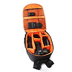 Tycon 17-Inch Multicolor Camera Backpack