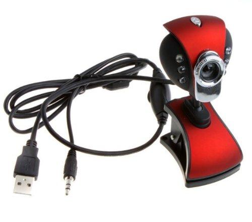 800万画素webカメラ(ウェブカメラ)_LED付き