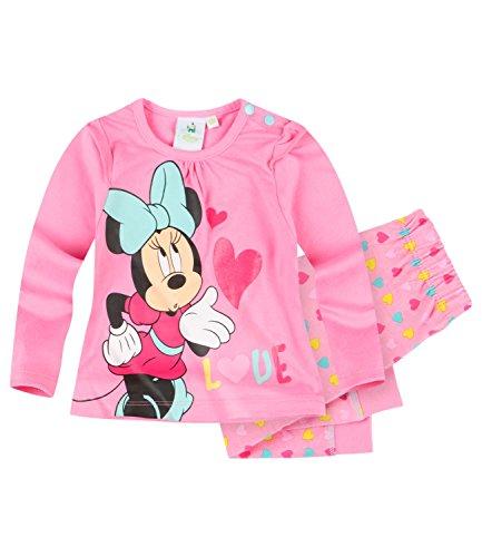 Disney-Minnie-Babies-Conjunto-camiseta-y-pantaln-Fuxia-6M