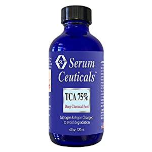 I Max 75% Trichloroacetic Acid Serum-Deep Chemical Peel-Spa Size, 4 Oz.