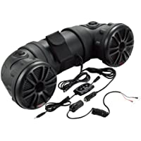 Boss ATV25B Audio Off-Road Amplified Sound System with Bluetooth