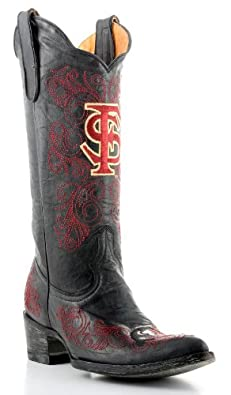 Gameday Ladies Florida State University Cowboy Boot Pointed Toe by Gameday Boots