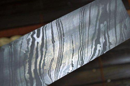 perkin-knives-placa-de-acero-de-damasco-para-elaboracion-de-cuchillos-254-x-38-x-4-mm-200-capas
