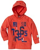 MEXX Baby - Jungen Sweatshirt K1HDR001, Gr. 86 (L), Rot (649)
