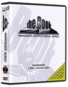 The Book Wakeskate Combo 3-Disc Collection (DVD)
