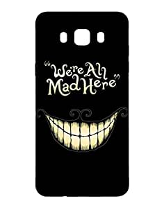Crackndeal Back Cover for Samsung Galaxy J7 2016