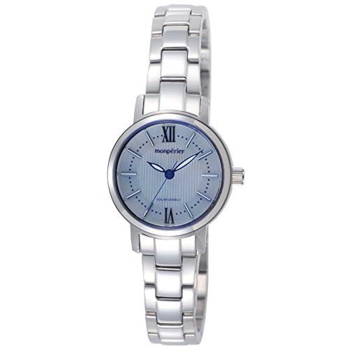 [リコー]RICOH 腕時計 モンペリエ・エミット ソーラー充電式 3気圧防水 250本限定 ブルーシェル 699005-21 レディース