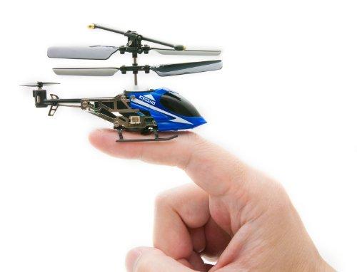 京商EGG 3ch赤外線ヘリコプター マイクロヘリコプター3 モスキートEDGE ブルー