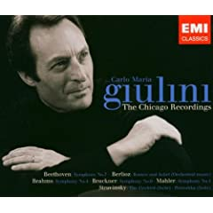 Carlo Maria Giulini: The Chicago Recordings