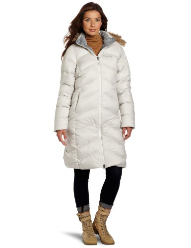 Marmot Women's Montreaux Coat, Whitestone, Large