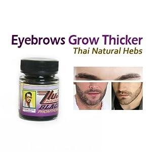 Facial hair regrowth time
